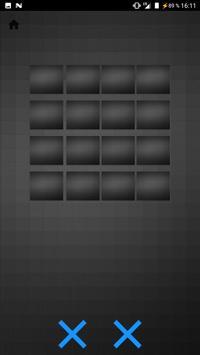 Tic Tac Toe: colors screenshot 1