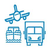 حمل و نقل بین المللی icon