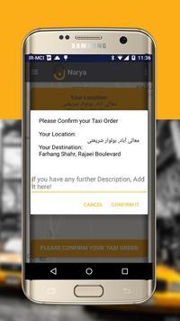 تاکسی ناریا screenshot 3