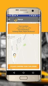 تاکسی ناریا screenshot 2