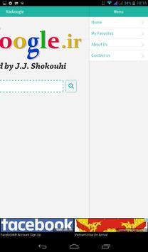 Rdioogle apk screenshot