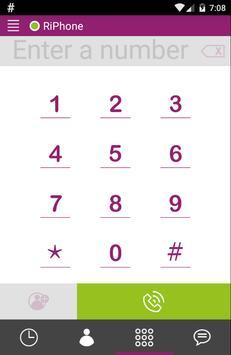 Ri-Phone screenshot 1