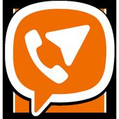 تلگرام فارسی نارنجی (صوتی و تصویری) icon