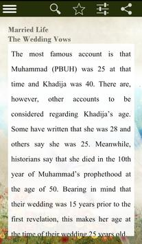 Hazrat Khadija (S.A) screenshot 2