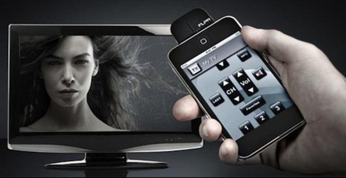 Universal TV Remote Control IR poster