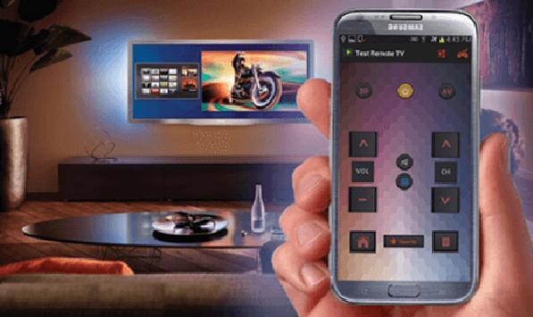Universal TV Remote Control IR screenshot 1
