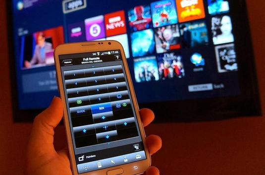 Universal TV Remote Control IR screenshot 2