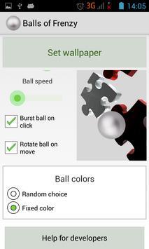 Balls of Frenzy apk screenshot