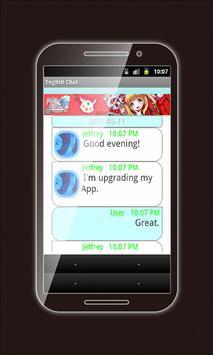 Learning English: eChat 2015 screenshot 11
