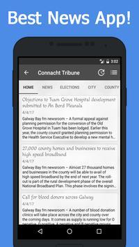 News Ireland apk screenshot