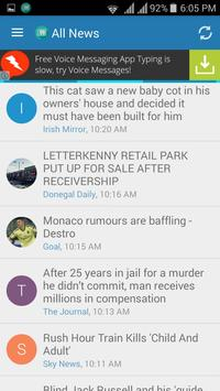 Ireland News apk screenshot