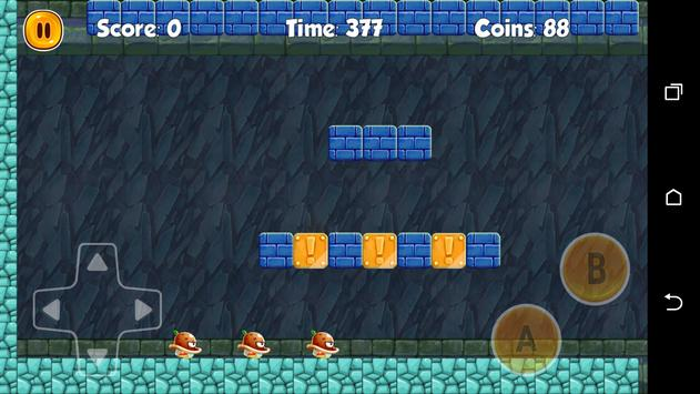 Super ABC Run Adventure screenshot 8