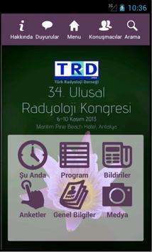 TURKRAD 2013 poster