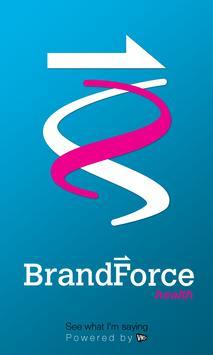 BrandForce Health poster