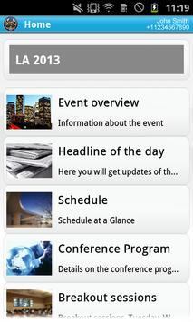 LA 2013 apk screenshot