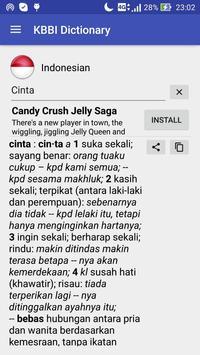 KBBI - Kamus Besar Bahasa Indonesia screenshot 3