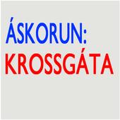 Áskorun: Krossgáta icon