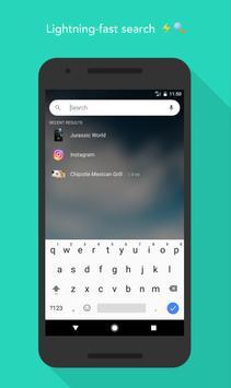 Evie Launcher apk screenshot