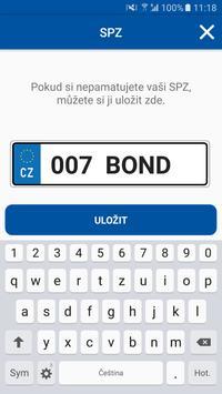 Parkování v Praze apk screenshot