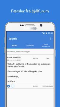 Sportio poster