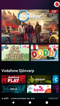 Vodafone PLAY poster