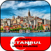 Istanbul Hotel Booking icon