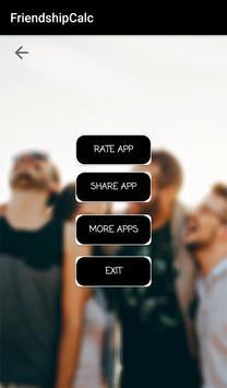 FriendShipCalc screenshot 3