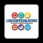 Los Especialistas Nuevo Laredo icon
