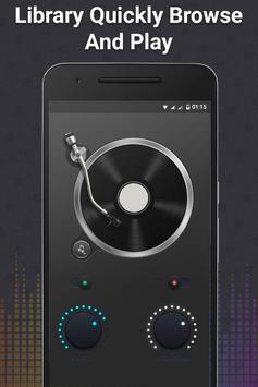 DJ Mixer Music Equalizer screenshot 1