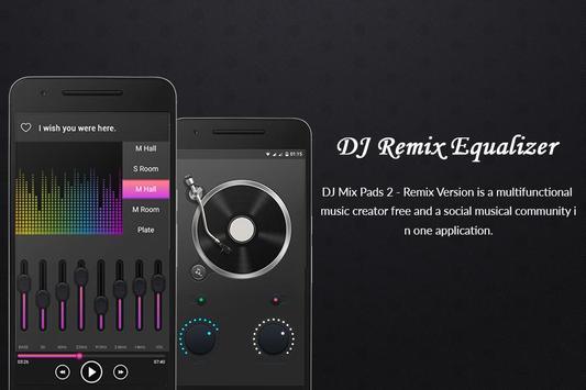 DJ Mixer Music Equalizer screenshot 3