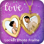 Love Locket photo frames icon