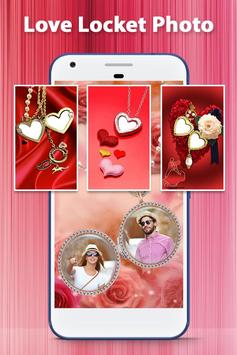 Love Locket photo frames poster