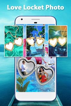 Love Locket photo frames screenshot 1
