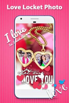 Love Locket photo frames screenshot 2