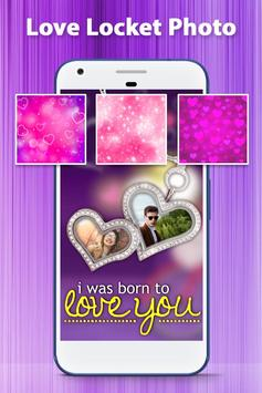Love Locket photo frames screenshot 3
