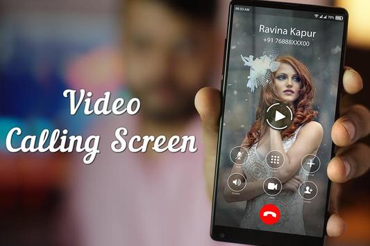 Video Calling - Incoming Video Ringtone screenshot 4