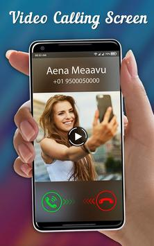 Video Calling - Incoming Video Ringtone poster