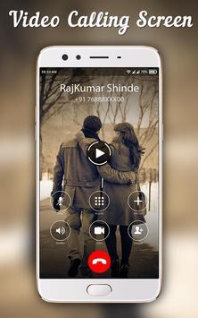 Video Calling - Incoming Video Ringtone screenshot 3