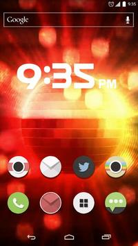 Disco Ball Ligts Live Wallpap apk screenshot