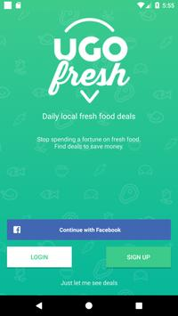 Ugo Fresh - Fight against food waste screenshot 4