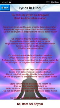 Sai Ram Sai Shyam screenshot 3