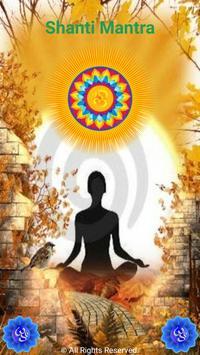 Shanti Mantra poster