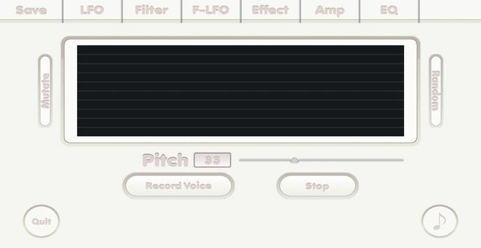 Game Sound FX Voice poster
