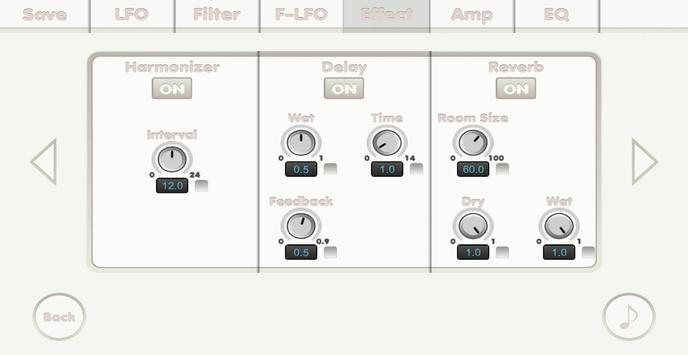 Game Sound FX Voice screenshot 3