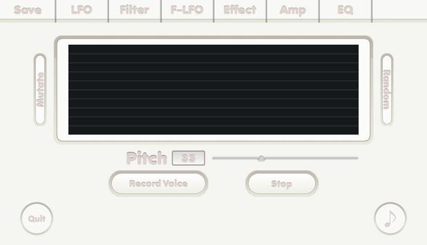 Game Sound FX Voice screenshot 4
