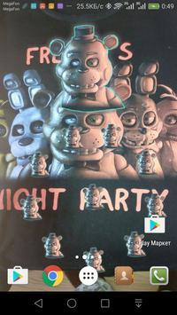 Night Party FREDDY`S screenshot 2