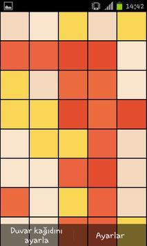 Live Color Blocks Wallpaper screenshot 2