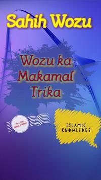 Sahih Wozoo poster