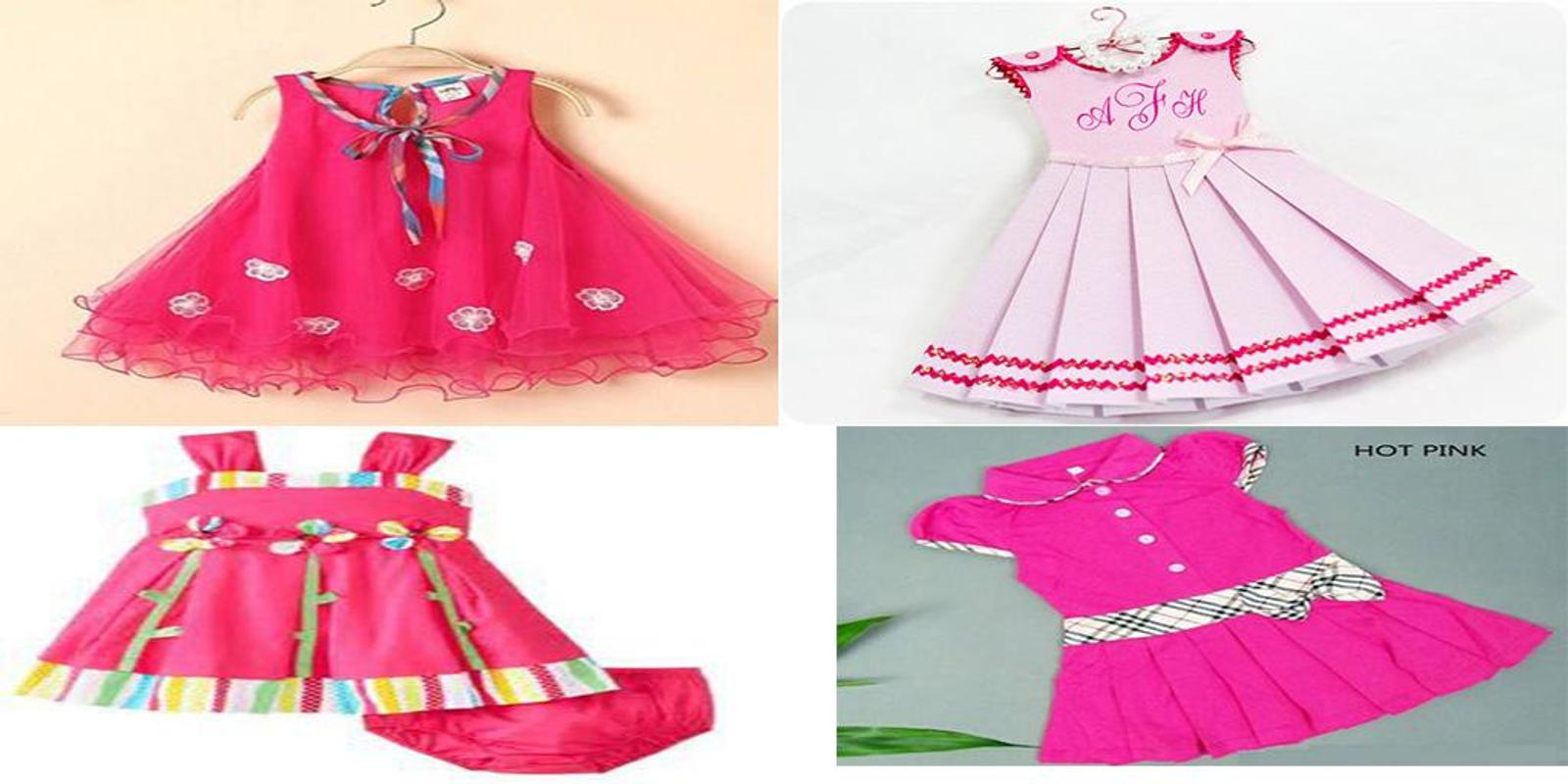 1d4918c0b Latest Baby Frock Design for Android - APK Download