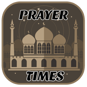 Prayer times Salaat First 2017 icon